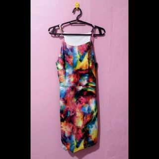 REPRICED! Galaxy Dress