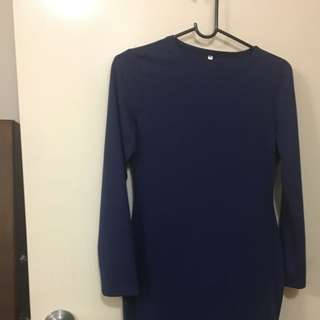 Navy Blue - Size M. Roughly About A 10
