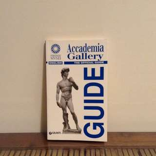 Academia Gallery The Official Guide