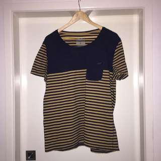 Mossimo Block Striped Tee