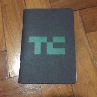 Techcrunch Notebook