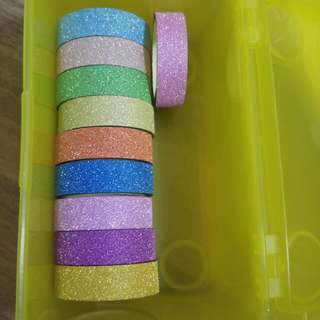 [BN] Decorative Glitter Tapes
