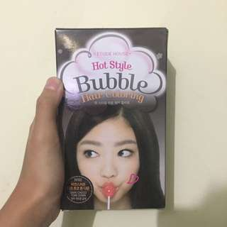 Etude House ( Hot Style Bubble Hair Coloring)