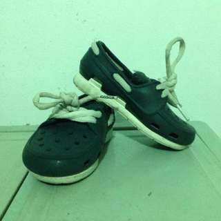 REPRICED! Crocs for 6-12mos baby boy