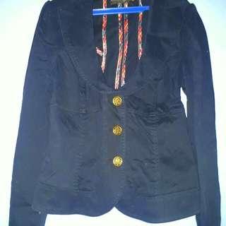 Black Guess Jacket