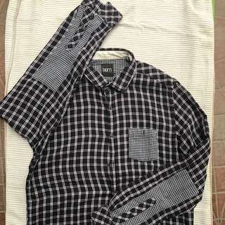 TED BAKER SHIRT SIZE 4(15.5)