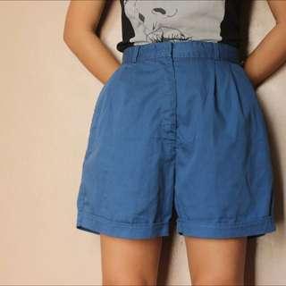 Korean Blue Short