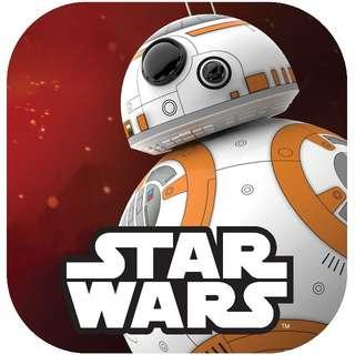 [全新未拆封] STARWARS BB-8 智能機器人
