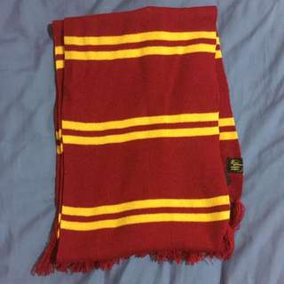 Official HP Scarf Gryffindor