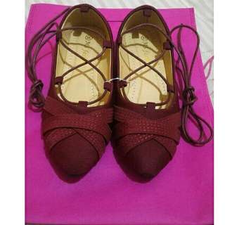 Doll Shoes (Size 35)