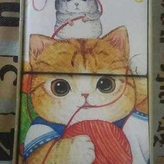 Travel Notebook - Kitty