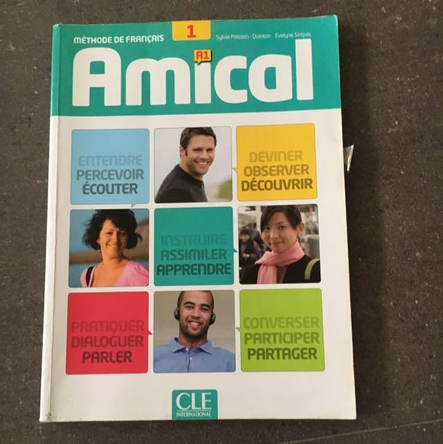 Amical A1 Méthode De Français
