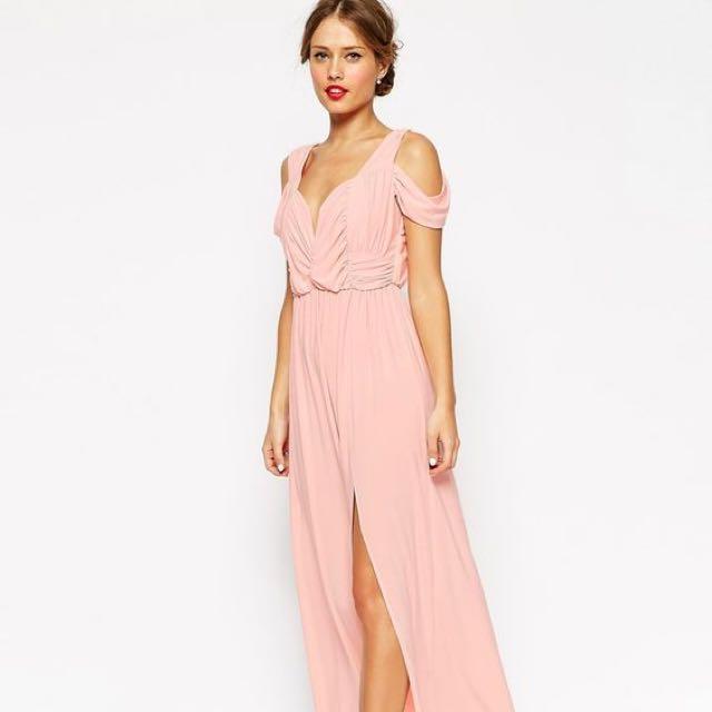 Asos bridesmaids dress