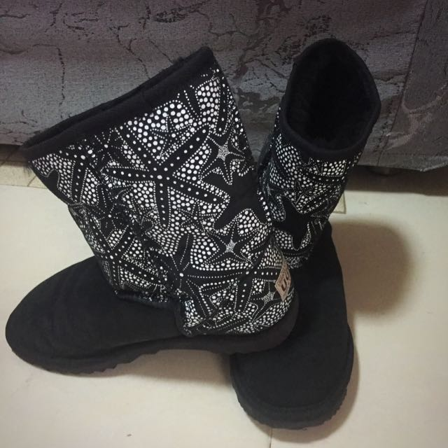 Australian Made Sea stars Style UGG Wool Boots 冬天必備