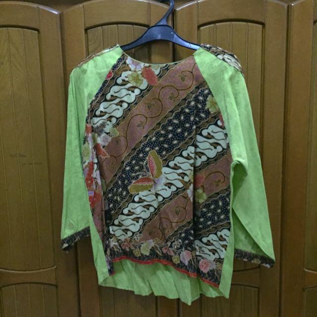 Batik Nona Rara Size XL