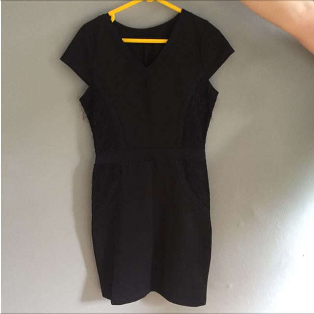 Black Dress Reprice