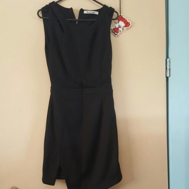 Black dress - Size XS by NuClad