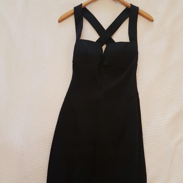 Black Dress Size 8