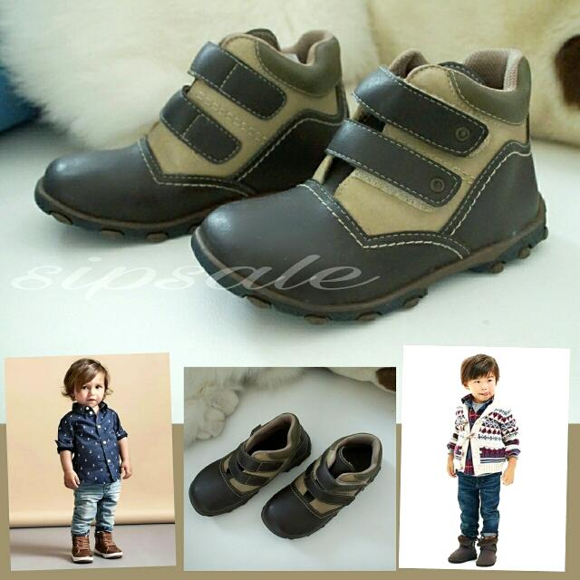 Boots Anak 'Andre Valentino)
