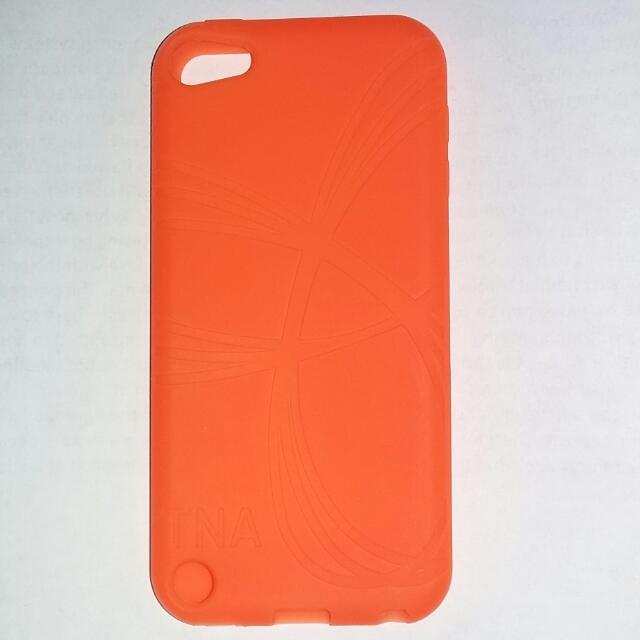 Bright Orange IPod 5 TNA Case