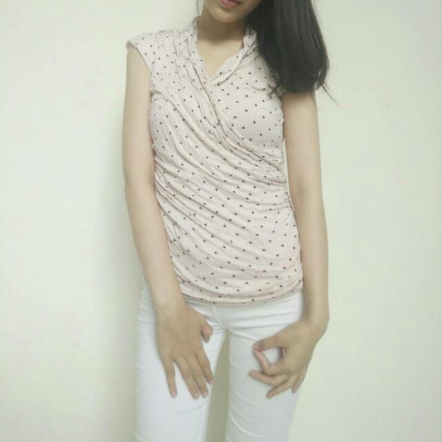 Buble Top By HnM