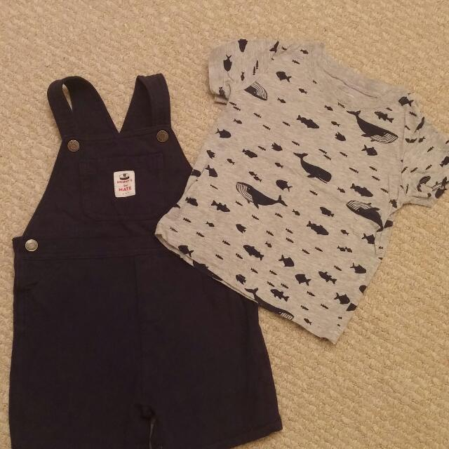 Carter's For Toddlers Good Condition