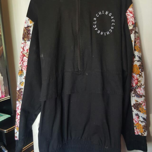 Chinga Hoodie Jacket
