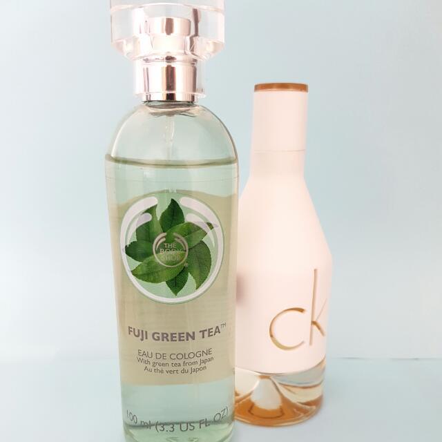 CK and Green Tea Perfume - Cheap!