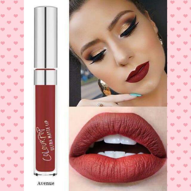 Color Pop Lipstick