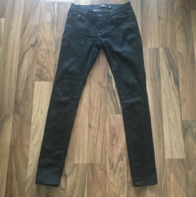 COUNTRY DENIM Black Jeans