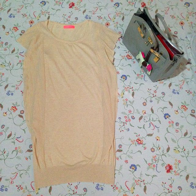 Deck Cream Dress
