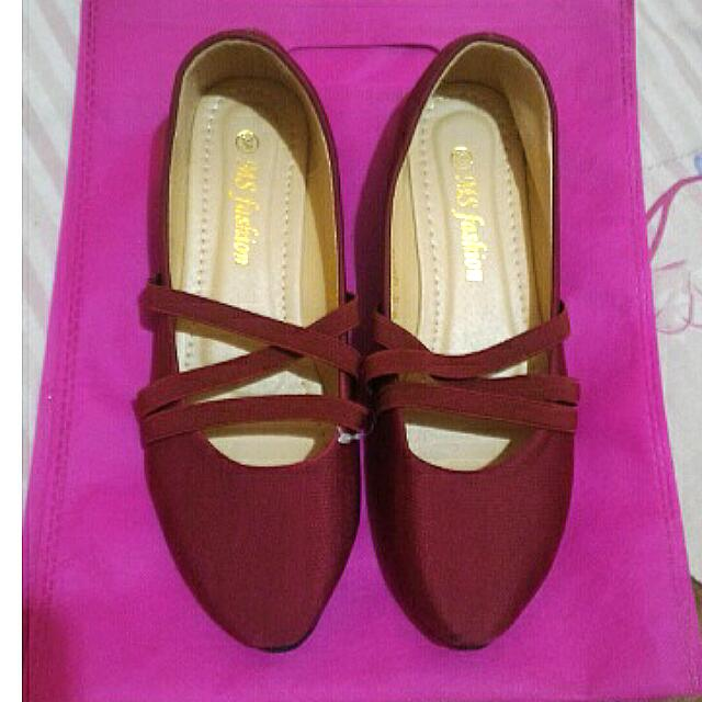 Doll Shoes (Size 38)