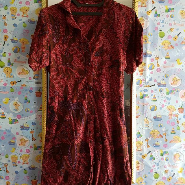 Dress Batuk