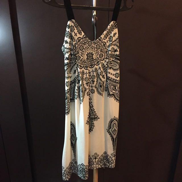 Dress White #dress