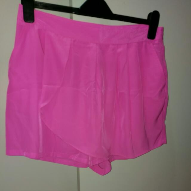 Emerson Hot Pink Shorts 10
