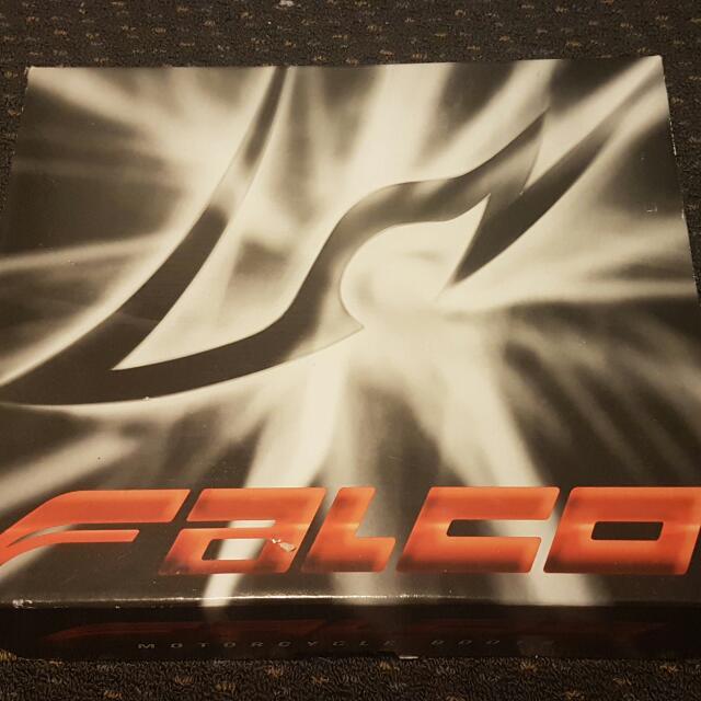Falco Women's Motorbike Boots Size 35