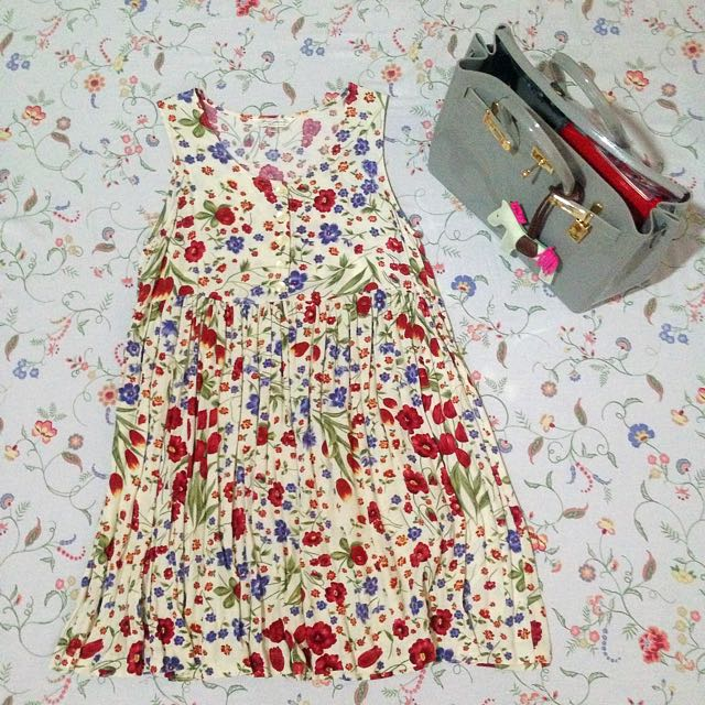 For You Floral Dress