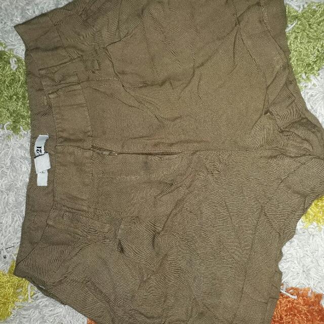 Forever 21 Highwaist Shorts