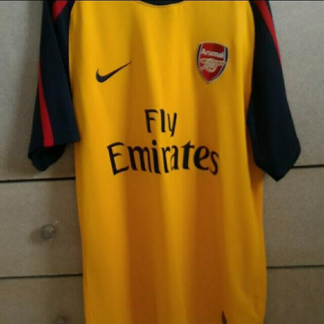 newest 9eacc 3da42 Genuine Arsenal 2008/2009 Away Kit
