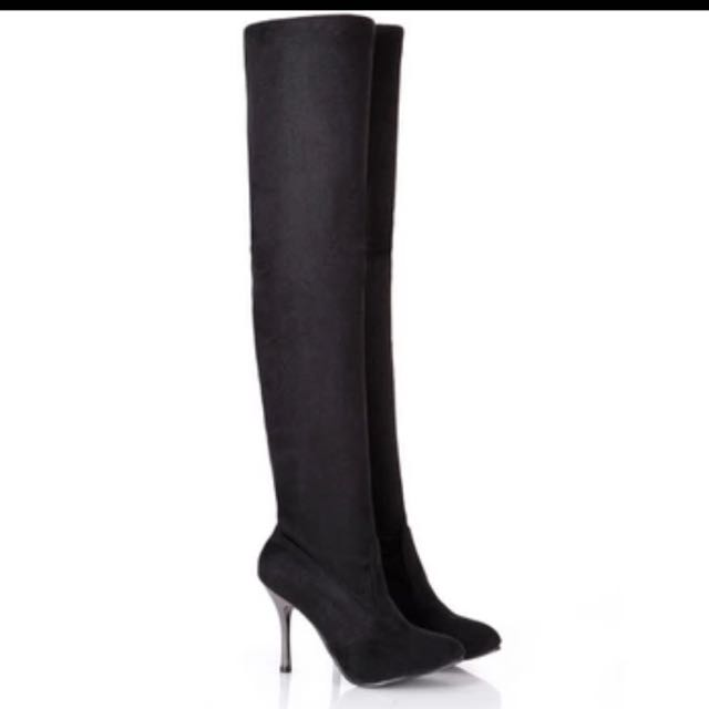 High Knee Boots
