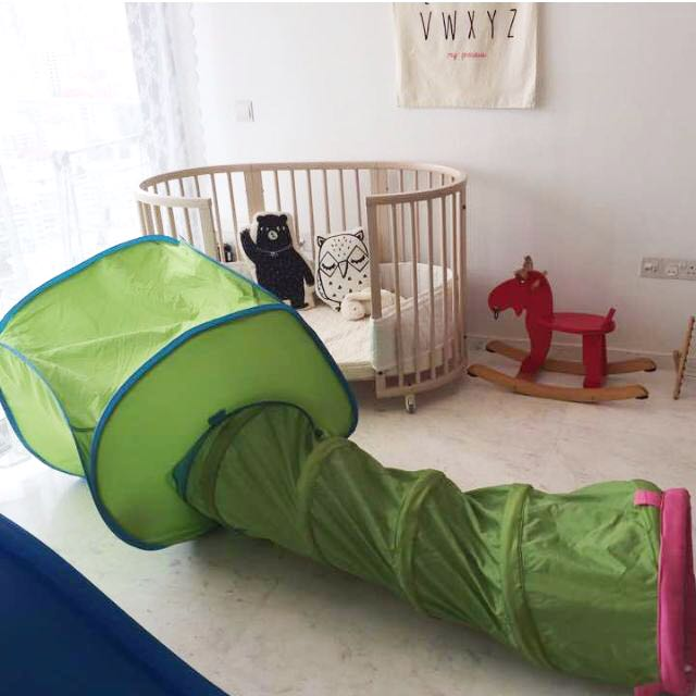IKEA BUSA Play Tunnel u0026 Tent in excellent condition Babies u0026 Kids Toys on Carousell & IKEA BUSA Play Tunnel u0026 Tent in excellent condition Babies u0026 Kids ...