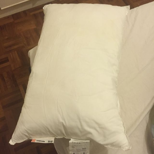 IKEA Hampdan Pillow Softer