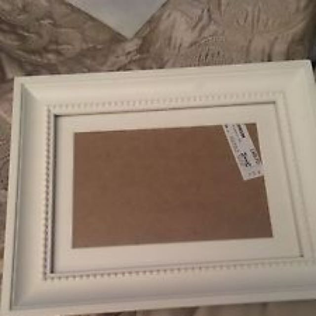 IKEA White Picture Frame