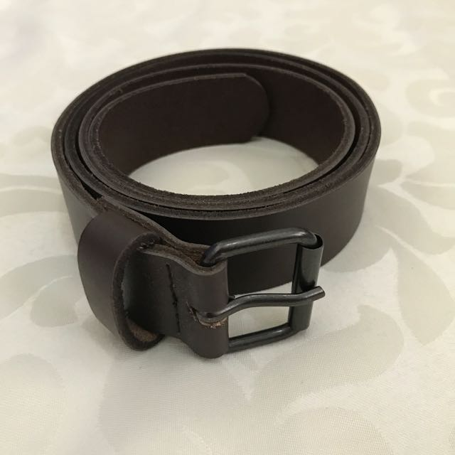 Industrie Leather Belt