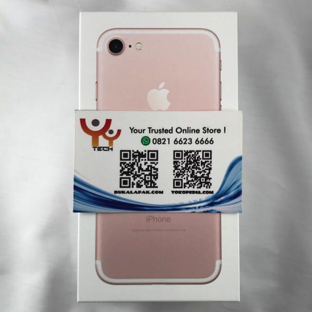 Iphone 7 32GB BNIB Grnsi 1 Tahun International