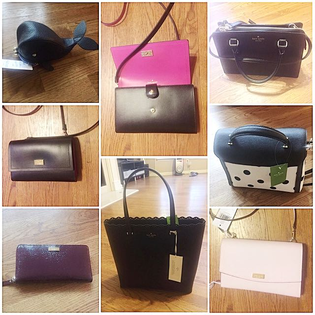 Kate Spade (100% Brand New) SALE $80-$375 Only!! #greatdeals