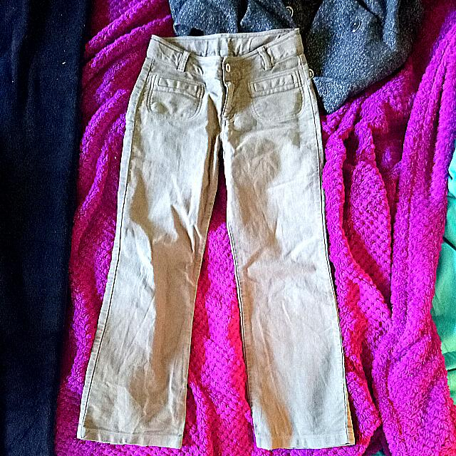 Kids Long Pants || Seed