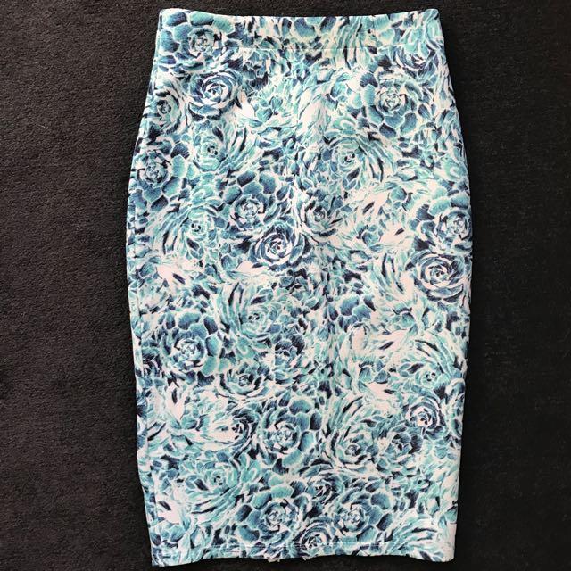 LADAKH Midi Skirt