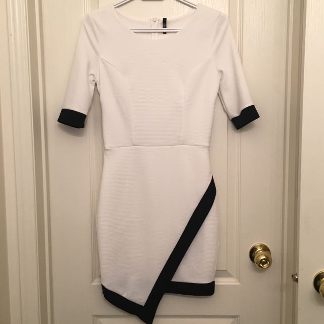 LuLus Asymmetrical Dress