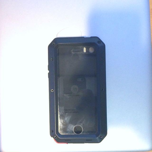 Lunatix Hardcase Protector For Iphone 5/5s